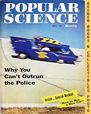 Popular Science Monthly Magazine, May 1957 (Vol. 170, No. 5) : Mechanics - Autos - Homebuilding
