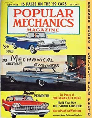 Popular Mechanics Magazine, November 1958 (Vol. 110, No. 5)