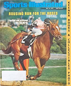 Sports Illustrated Magazine, May 15, 1978 (Vol 48, No. 21) : Rousing Run For The Roses - Cauthen ...