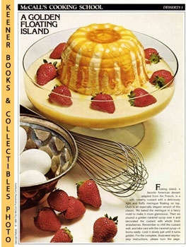 McCall's Cooking School Recipe Card: Desserts 5: Langan, Marianne /
