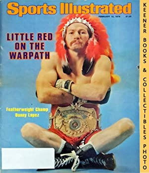 Sports Illustrated Magazine, February 12, 1979 (Vol 50, No. 6) : Little Red On The Warpath - Feat...