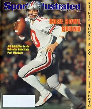 Sports Illustrated Magazine, November 26, 1979 (Vol: Sports Illustrated Editors