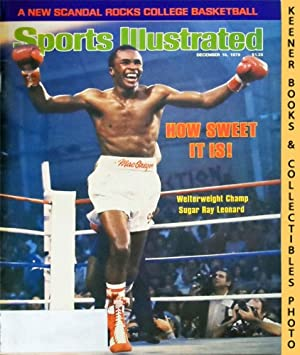 Sports Illustrated Magazine, December 10, 1979 (Vol: Sports Illustrated Editors