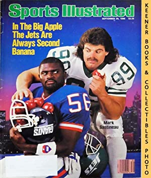 Sports Illustrated Magazine, September 29, 1986 (Vol: Sports Illustrated Editors