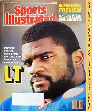 Sports Illustrated Magazine, January 26, 1987 (Vol: Sports Illustrated Editors