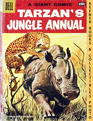 Tarzan's Jungle Annual #6 - 1957 : A Giant Comic