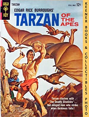 Tarzan Of The Apes, No. 140, February 1964 : Tarzan Clashes With The Deadly Shadows