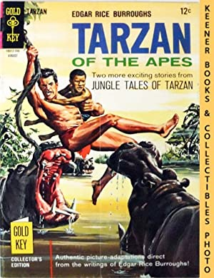 Tarzan Of The Apes, No. 170, August 1967 : Collector's Edition