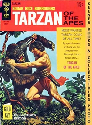 Tarzan Of The Apes, No. 178, August 1968 : Collector's Edition