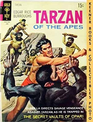 Tarzan Of The Apes, No. 200, June 1971