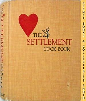 The Settlement Cook Book : Third Edition: Kander, Mrs. Simon