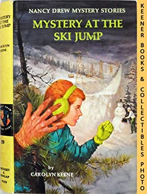 Mystery At The Ski Jump: Nancy Drew Mystery Stories Series