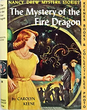 The Mystery Of The Fire Dragon: Nancy Drew Mystery Stories Series