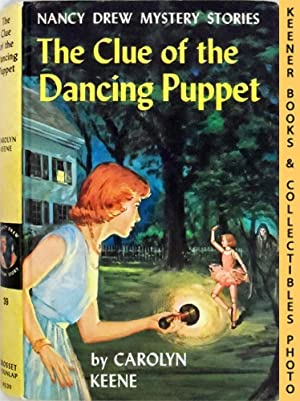 The Clue Of The Dancing Puppet: Nancy Drew Mystery Stories Series