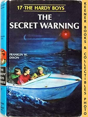 The Secret Warning: The Hardy Boys Mystery Stories Series