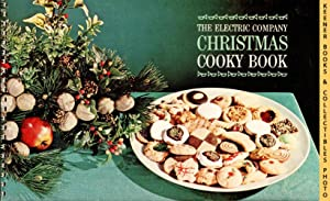 The Electric Company Christmas Cooky Book - 1962 Book: WE Energies - Wisconsin Electric Christmas...