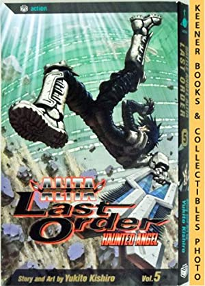 Battle Angel Alita Last Order, Vol. 5 - Haunted Angel: Battle Angel Alita Last Order Series