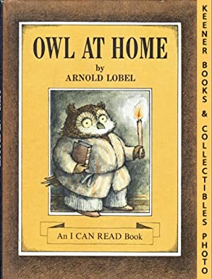 Owl At Home: An I CAN READ Book, Level 2 Book: An I CAN READ Book Series