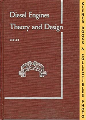 Diesel Engines Theory And Design