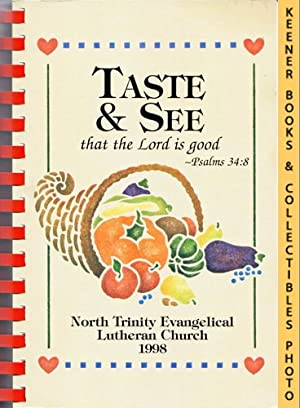 Taste & See That The Lord Is: Ladies Evening Guild