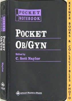 Pocket OB/GYN (Pocket Notebook)