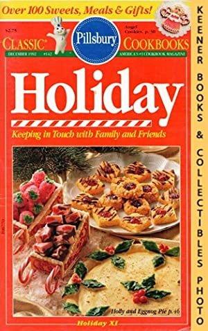 Pillsbury Classic #142: Holiday XI: Pillsbury Classic Cookbooks Series
