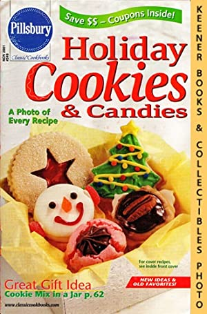 Pillsbury Classic #249: Holiday Cookies & Candies: Pillsbury Classic Cookbooks Series