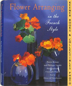Flower Arranging In French Style