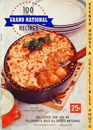 100 Prize-Winning Recipes From Pillsbury's 8th Grand: Pillsbury, Ann (Editor)