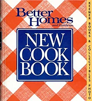 Better Homes And Gardens New Cook Book : Five -5- Ring Binder - 10th Edition