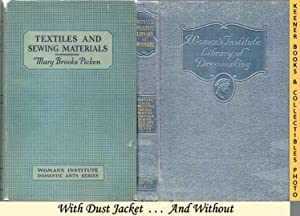 Textiles And Sewing Materials : Textiles, Laces - Embroideries And Findings - Shopping Hints - Me...