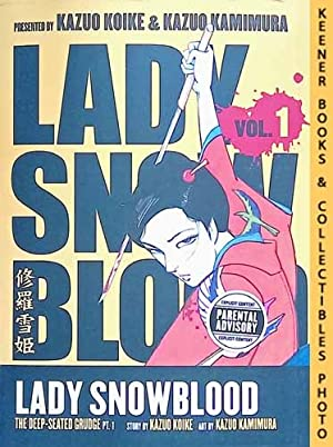 Lady Snowblood, Volume 1: The Deep-Seated Grudge - Part 1