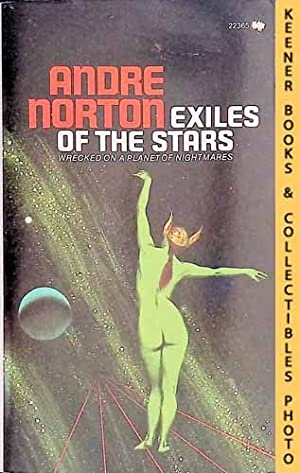 Exiles Of The Stars, Wrecked On A Planet Of Nightmares : Ace #22365
