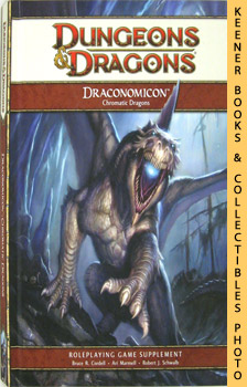 Draconomicon (Chromatic Dragons): D&D Rules Expansion Series