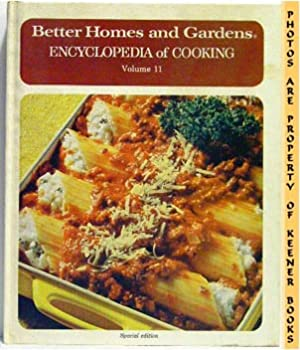 Better Homes And Gardens Encyclopedia Of Cooking Let To