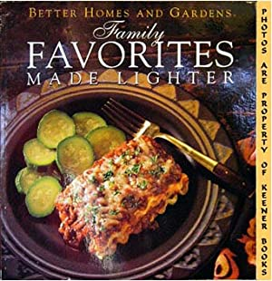 Better Homes And Gardens Family Favorites Made: Darling, Jennifer (Editor)