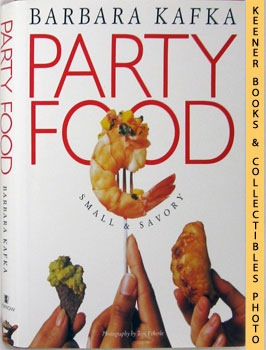 Party Food (Small and Savory)