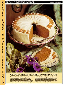 McCall's Cooking School Recipe Card: Cakes, Cookies: Langan, Marianne /