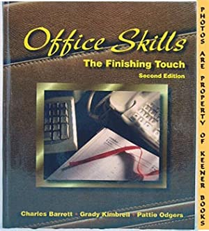 Office Skill (The Finishing Touch): Barrett, Charles /