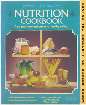 Nutrition Cookbook (Adventures In Cooking Series)