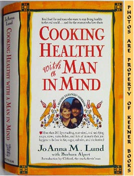 Cooking Healthy With A Man In Mind (A Healthy Exchanges Cookbook)