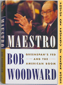 Maestro (Greenspan's Fed And The American Boom)
