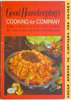 Good Housekeeping's Cooking For Company, Vol. 9: Good Housekeeping's Fabulous 15 Cookbooks Series