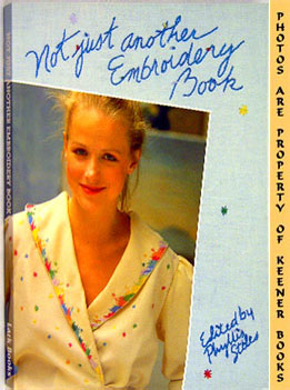 Not Just Another Embroidery Book