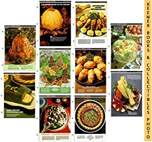 McCall's Recipe Cards Choice of 25 - Your Choice Of Any Twenty-Five Cooking School Cookbook Recip...