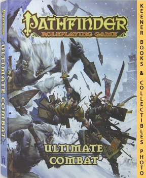 Ultimate Combat: Pathfinder Roleplaying Game