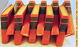 World's Greatest Literature - Ten -10- Volumes: Various Authors (Detailed