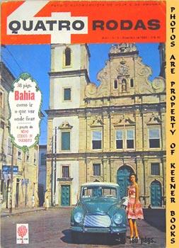Quatro Rodas (Ano 1 - No. 5,: Civita, Victor (Editor)