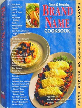 New & Healthy Brand Name Cookbook