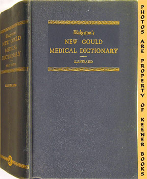 Blakiston's New Gould Medical Dictionary (Illustrated)